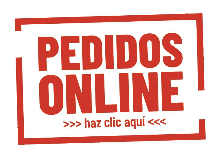 Pedidos on-line